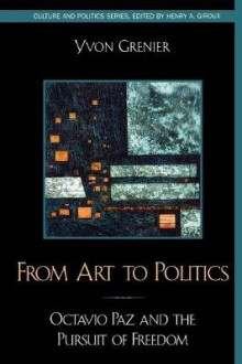 From Art to Politics av Yvon Grenier (Heftet)