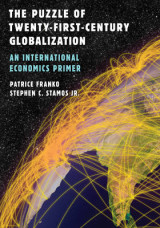 Omslag - The Puzzle of Twenty-First-Century Globalization