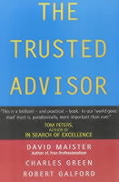 The Trusted Advisor av David H. Maister, Robert Galford og Charles Green (Heftet)