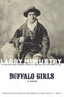 Buffalo Girls av Mcmurtry (Heftet)