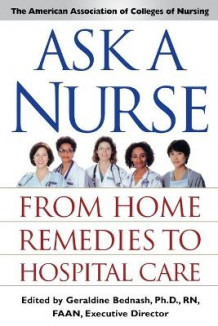 Ask a Nurse av American Association of Colleges of Nursing (Heftet)