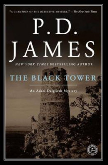 Black Tower, the av James (Heftet)