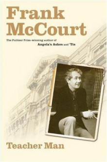 Teacher man av Frank McCourt (Innbundet)