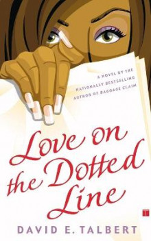 Love on the Dotted Line av David E. Talbert (Heftet)