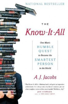 The Know-It-All av A J Jacobs (Heftet)