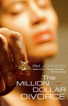 The Million Dollar Divorce av Rm Johnson (Heftet)