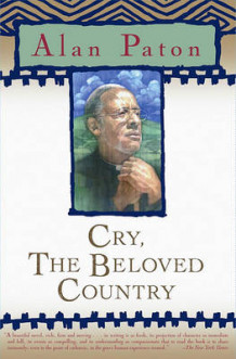 Cry, the Beloved Country av Alan Paton (Heftet)
