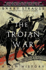 Omslag - The Trojan War
