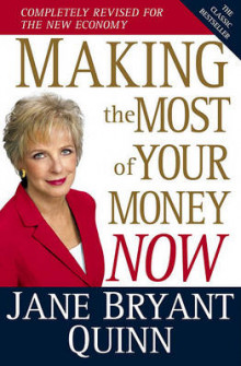 Making the Most of Your Money Now av Jane Bryant Quinn (Innbundet)