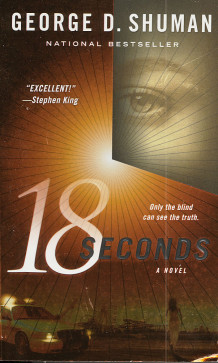 18 seconds av George Shuman (Heftet)