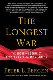 The Longest War av Peter L. Bergen (Innbundet)