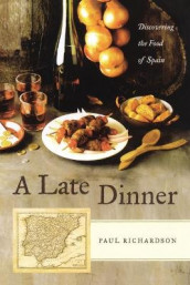 A Late Dinner av Paul Richardson (Heftet)