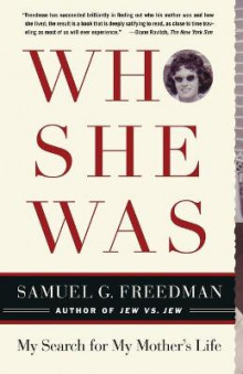 Who She Was av Samuel G. Freedman (Heftet)