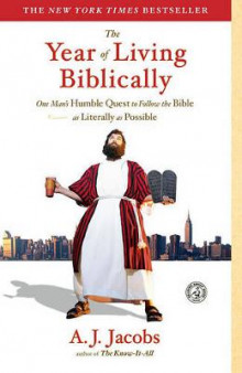 The Year of Living Biblically av A J Jacobs (Heftet)