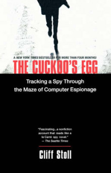 The Cuckoo's Egg av Cliff Stoll (Heftet)