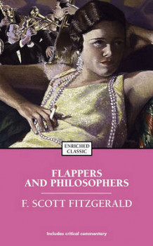 Flappers and Philosophers av F Scott Fitzgerald (Heftet)