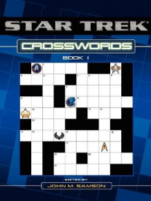 """Star Trek"" Crosswords: v. 1 av John M. Samson (Heftet)"