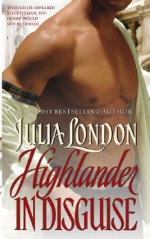 Highlander in Disguise av Julia London (Heftet)