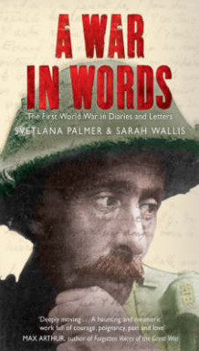 A War in Words av Svetlana Palmer og Sarah Wallis (Heftet)