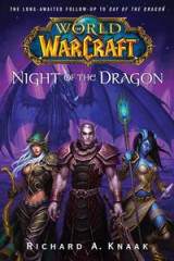 Omslag - World of Warcraft: Night of the Dragon