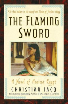 The Flaming Sword av Christian Jacq (Heftet)
