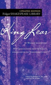 King Lear av William Shakespeare (Heftet)