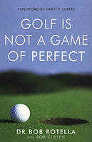 Omslag - Golf is Not a Game of Perfect