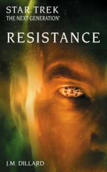 Star Trek: The Next Generation: Resistance av J. M. Dillard (Heftet)