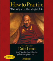 How to Practice av Dalai Lama XIV og Jeffrey Hopkins (Lydbok-CD)