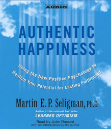 Authentic Happiness (4cd) av Seligman (Lydbok-CD)