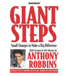 Giant Steps av Robbins (Lydbok-CD)