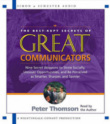 Great Communicators av Thompson Peter (Lydbok-CD)