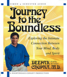 Journey to the Boundless av Deepak Chopra (Lydbok-CD)