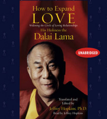 How to Expand Love av Dalai Lama XIV og Jeffrey Hopkins (Lydbok-CD)