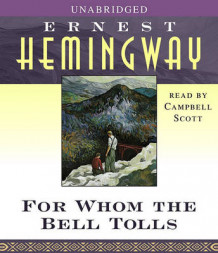 For Whom the Bell Tolls av Hemingway (Lydbok-CD)