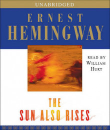 The Sun Also Rises av Hemingway (Lydbok-CD)