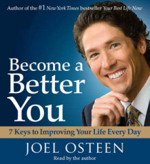 Become a Better You av Joel Osteen (Lydbok-CD)