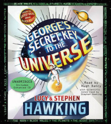 George's Secret Key to the Universe av Stephen Hawking og Lucy Hawking (Lydbok-CD)