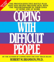 Coping with Difficult People (Lydbok-CD)