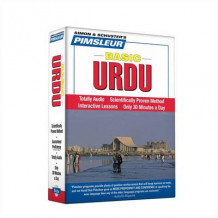Basic Urdu av Pimsleur (Lydbok-CD)