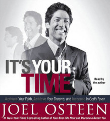 It's Your Time av Joel Osteen (Lydbok-CD)