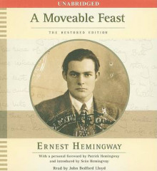 A Moveable Feast av Ernest Hemingway (Lydbok-CD)