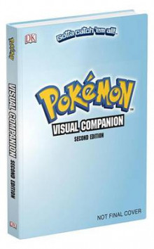 Pokemon Visual Companion av BradyGames (Innbundet)