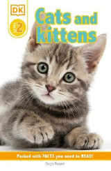 Omslag - DK Reader Level 2: Cats and Kittens