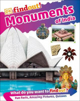 Omslag - Dkfindout! Monuments of India