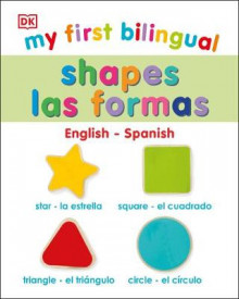 My First Bilingual Shapes av DK (Kartonert)