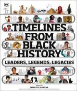 Omslag - Timelines from Black History
