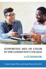Omslag - Supporting Men of Color in the Community College