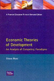 Economic Theories Development av Diana Hunt (Heftet)
