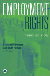 Employment Rights av Ann Holmes, Richard W. Painter og Keith Puttick (Innbundet)